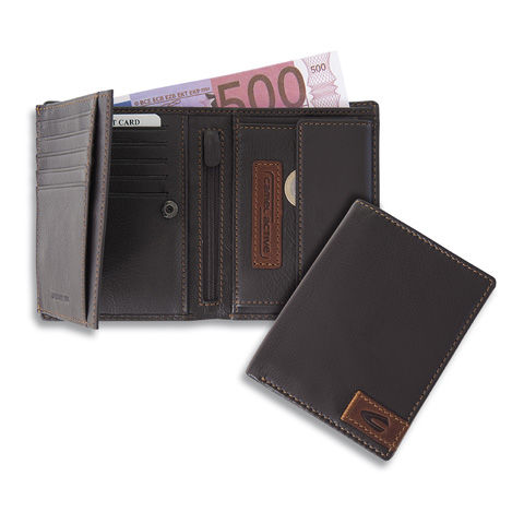 latest design 50% price 79524a4f camel active mens wallet